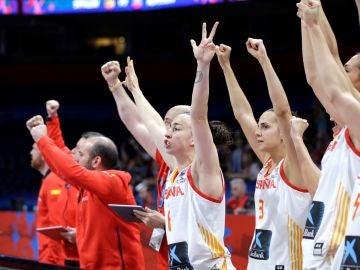 Selección Española Eurobasket Femenino