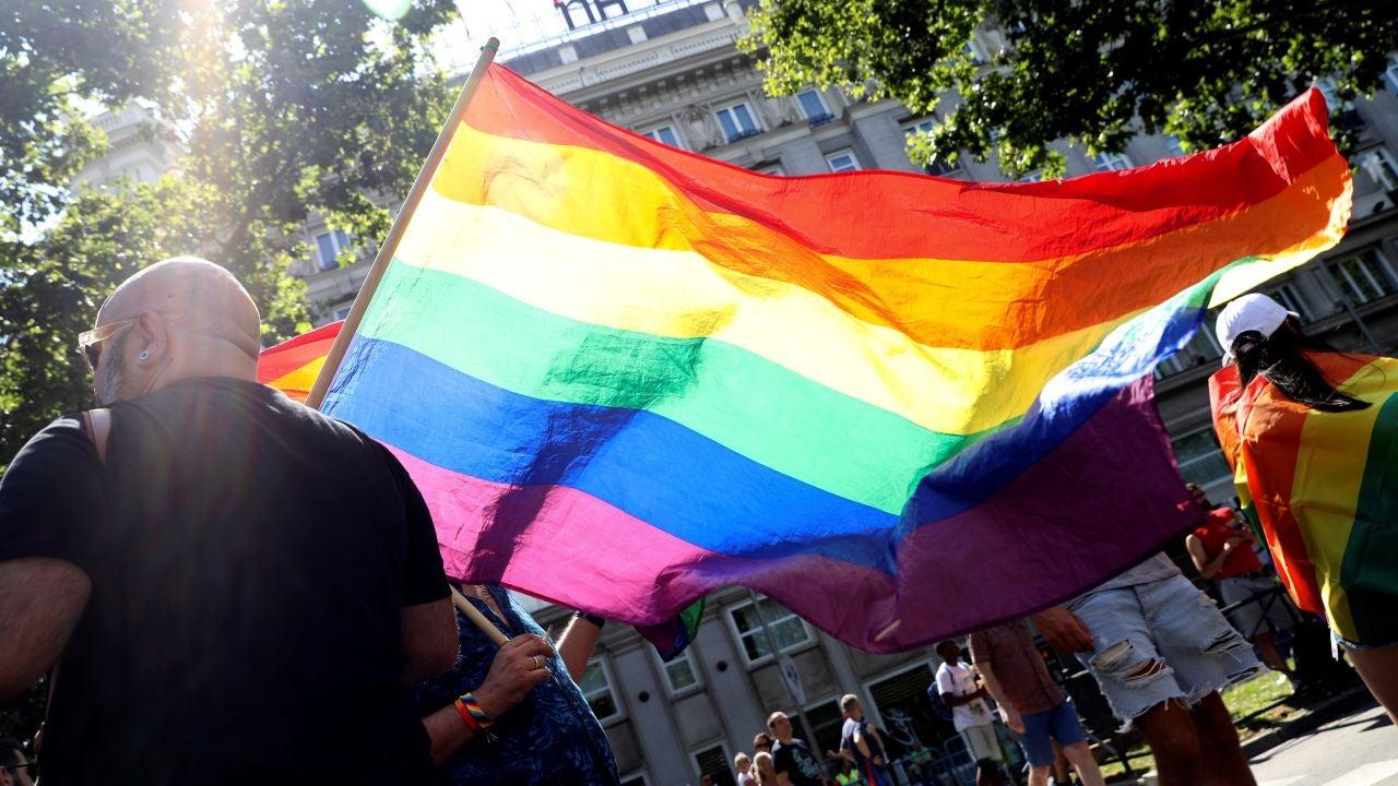 Cabalgata Del Orgullo Gay De Madrid 2019, En Directo