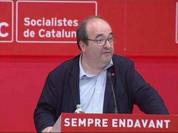 """Iceta: """"No queremos ir a la repetición de las elecciones, queremos seguir gobernando España"""""""