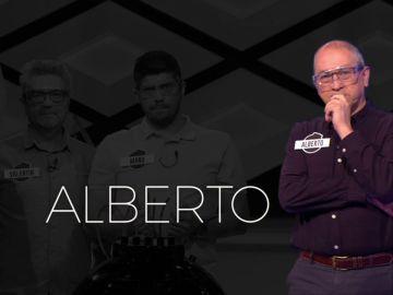 Alberto, el maestro de 'Los Lobos'