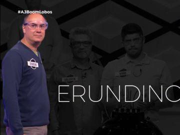 Erundino, el especialista en naturaleza de 'Los Lobos'