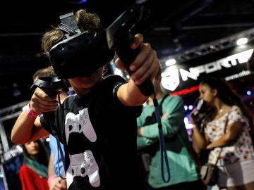 'DreamHack', el festival internacional de videojuegos de Valencia