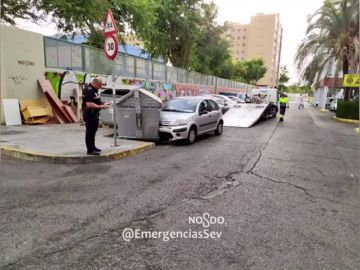 Denuncian a una conductora con el carnet caducado y que sextuplicaba la tasa de alcohol en Sevilla