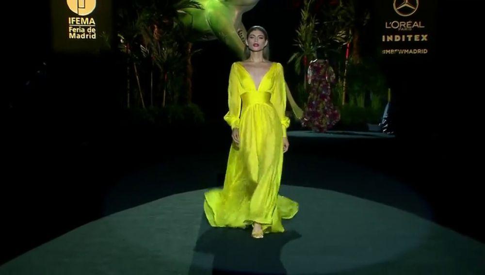 Los grandes diseños que han brillado en la Semana de la Moda de Madrid