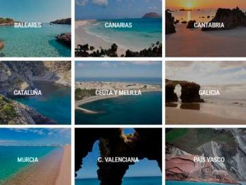 Montaje playas solo portada