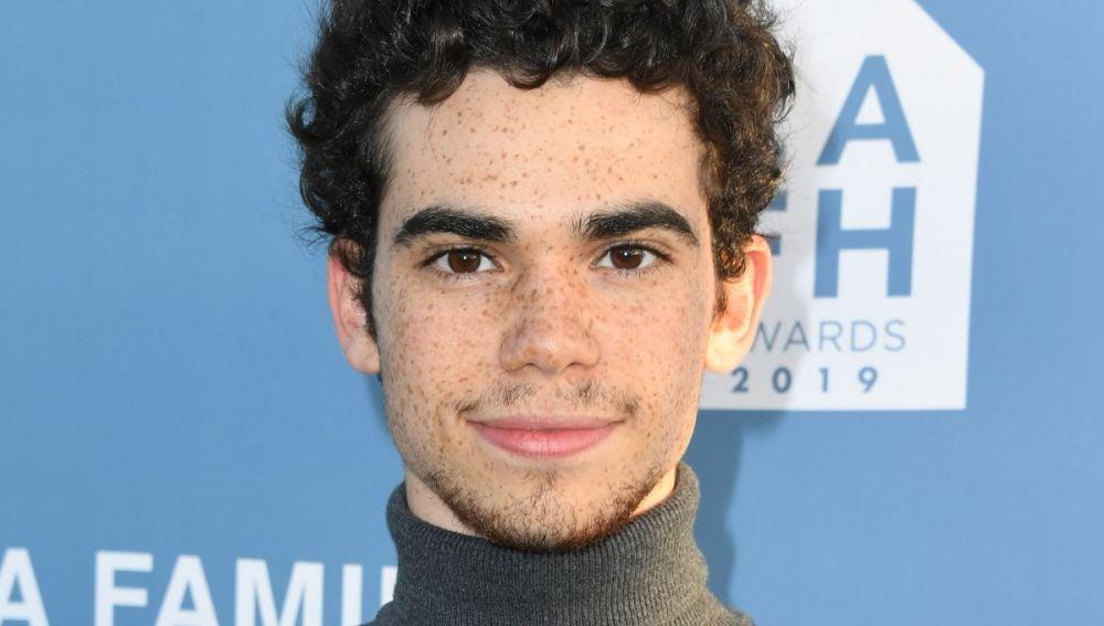 El joven actor Cameron Boyce