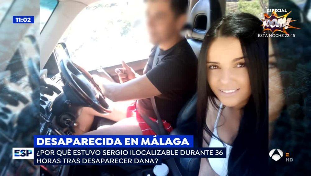 """Espejo Público (08-07-19) El novio de la desaparecida Dana estuvo ausente 36 horas """"en el monte con una bolsa de basura"""""""