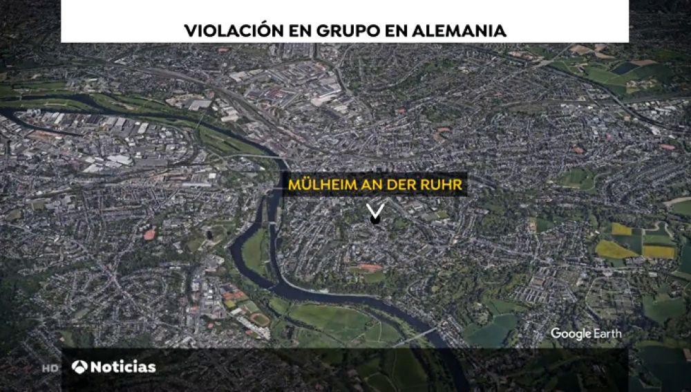 Conmoción en Alemania por una violación en manada a una chica de 18 años con discapacidad psíquica