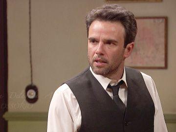 'El secreto de Puente Viejo':  Fernando convence a Carmelo para planear la venganza contra Esteban Fraile