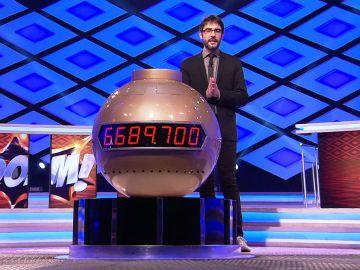 'Los Lobos' de '¡Boom!', ante el gran bote y un premio total de 6.689.700 euros