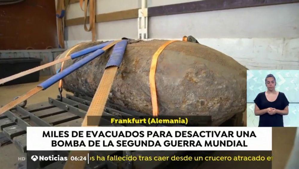 BOMBA SEGUNDA GUERRA