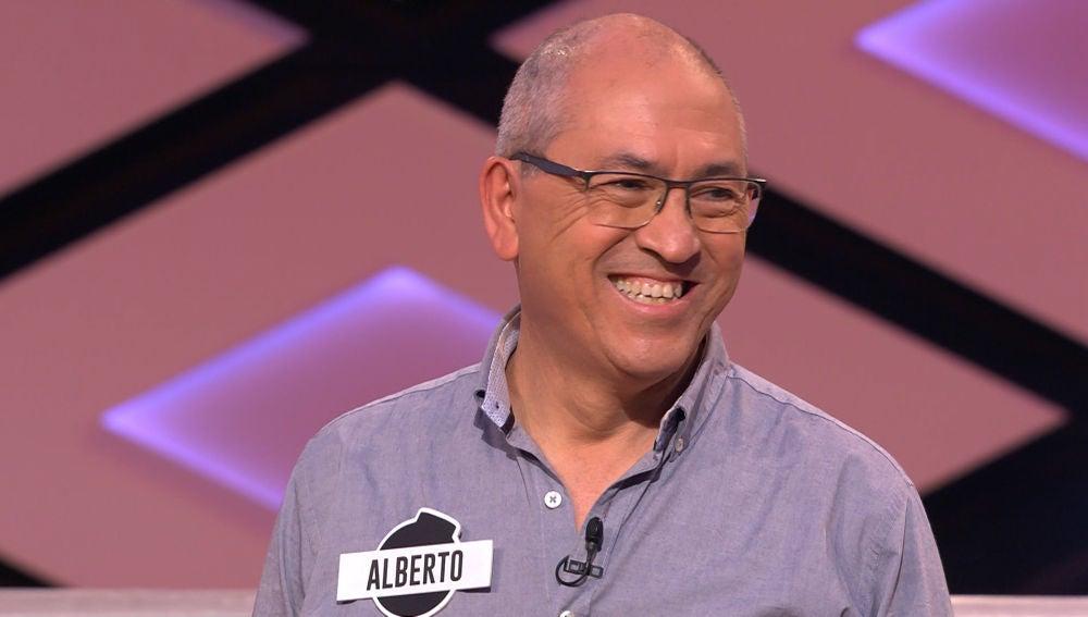 Alberto Sanfrutos, el fichaje que ha ayudado a 'Los Lobos' a conseguir el bote de '¡Boom!'