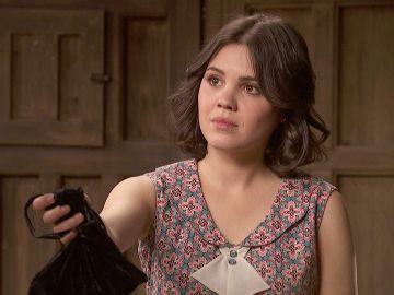 'El secreto de Puente Viejo': Marcela  le devuelve a Isaac las joyas de Álvaro
