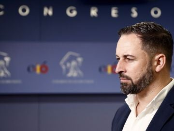 """Abascal pide reunirse con Casado y Rivera para un """"último intento"""" de acuerdo"""