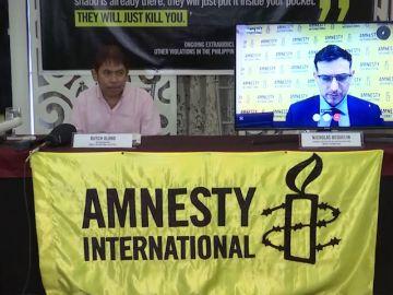 Amnistía Internacional denuncia miles de ejecuciones extrajudiciales a manos de la policía de Filipinas