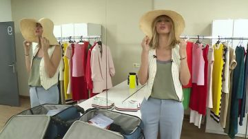 Susanna Griso nos enseña cuáles son sus imprescindibles en su maleta de verano