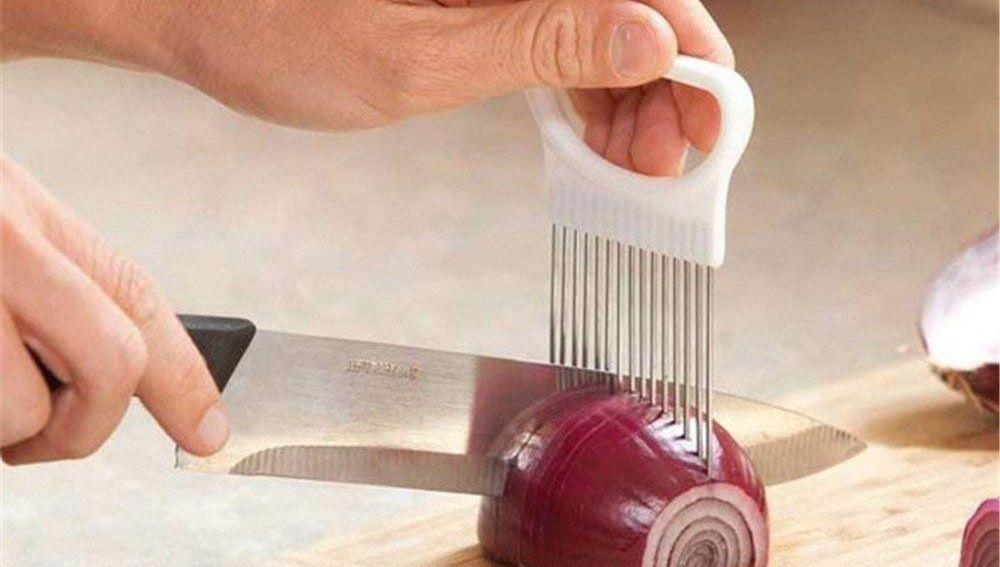 Cacharro para cortar verduras