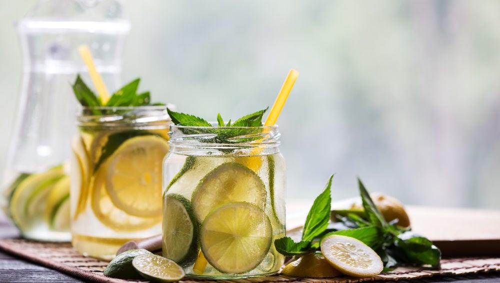El limon sirve para quemar grasa