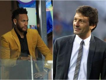 El director deportivo del PSG le abre la puerta a Neymar