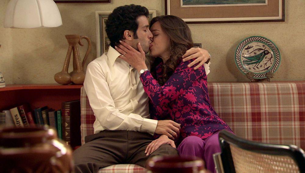 Ignacio y María se reconcilian