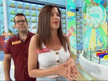 Así es Daida que concursó en 'La ruleta de la suerte' con 'Los Lobos' y en '¡Boom!' contra 'Rockcampers'
