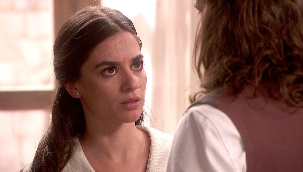 'El secreto de Puente Viejo': Isaac le confiesa a Elsa que le ha ocultado un gran secreto