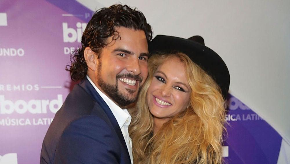 Gerardo Bazúa y Paulina Rubio