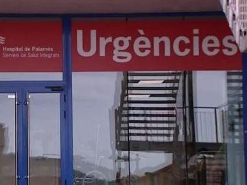 Urgencies del Hospital de Palamos