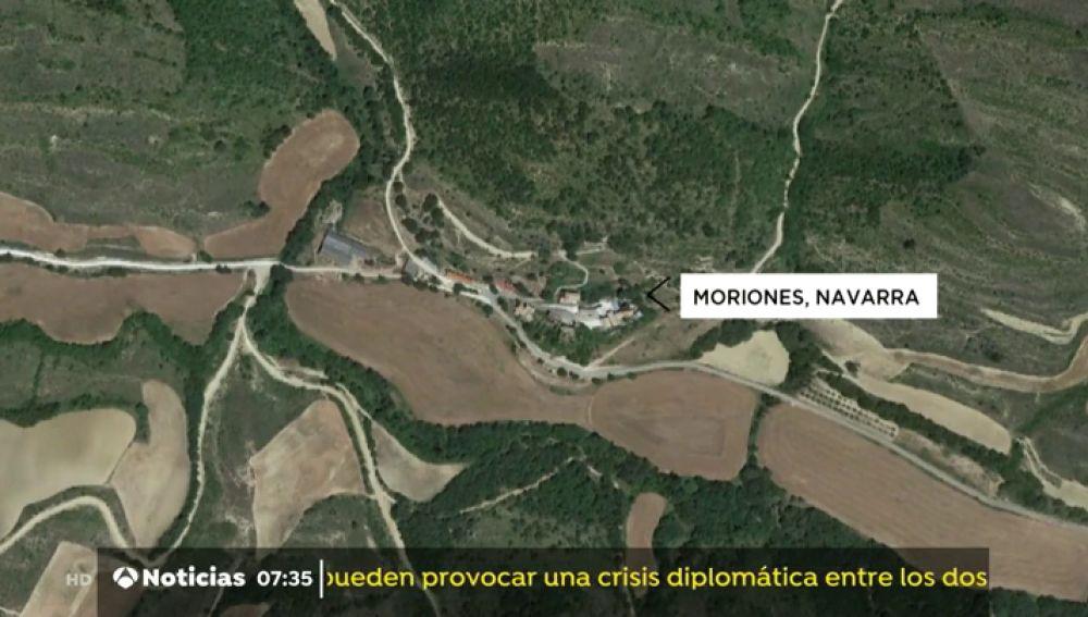 Localizan el cuerpo sin vida de conductor arrastrado por el agua en Navarra