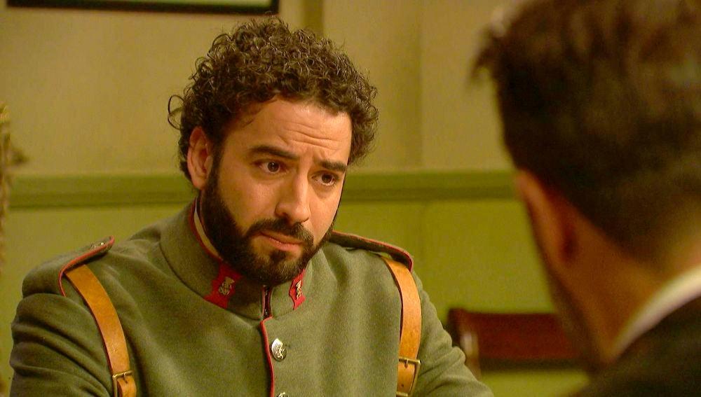 'El secreto de Puente Viejo':  Aparece una carta muy confidente en el bolsillo de Esteban