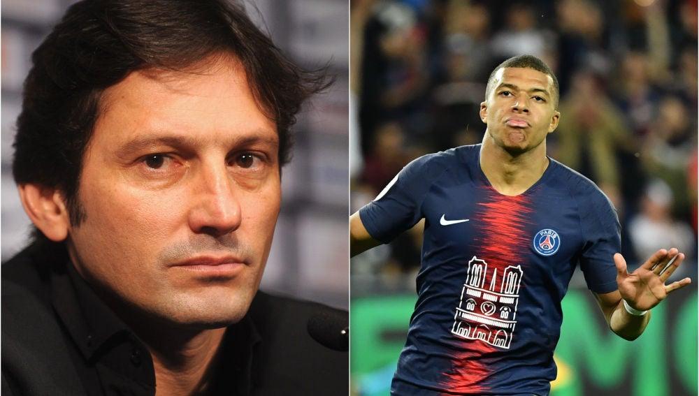 "Leonardo: ""No puedo prometer que Mbappé vaya a renovar"""