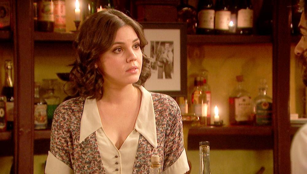 Marcela pilla a Isaac y Matías hablando en secreto