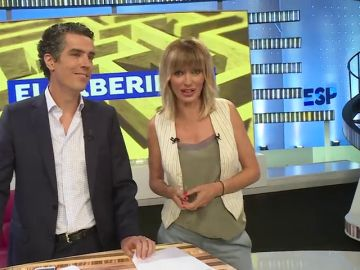 Los divertidos consejos de Susanna Griso a Lorena García antes de ponerse al frente de 'Espejo Público'