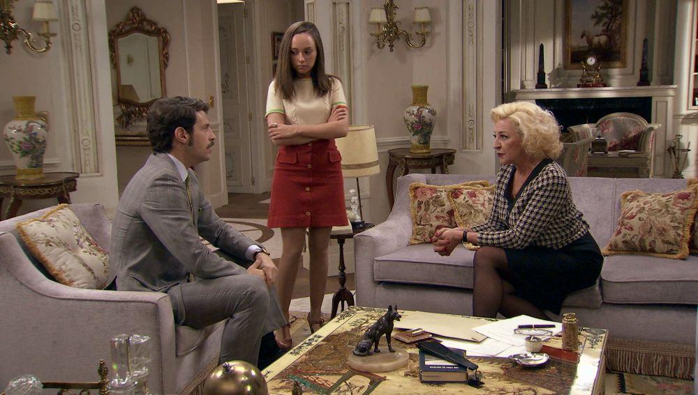 'Amar es para siempre': Carlos confiesa a Mónica que su padre se suicidó