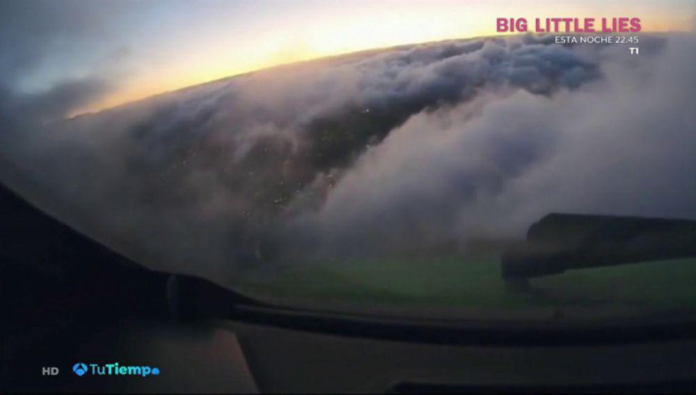 niebla aeropuerto tenerife