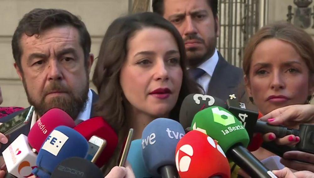 Ciudadanos denuncia ante la Fiscalía los incidentes en el Orgullo de Madrid