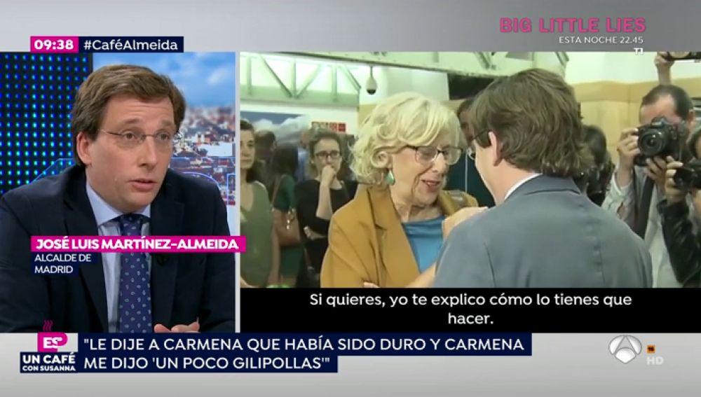 José Luis Martínez- Almeida