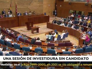 INVESTIDURA MADRID