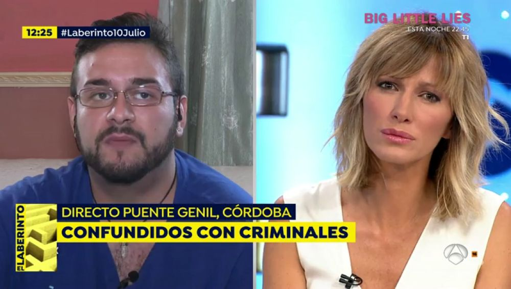 Confundidos con criminales