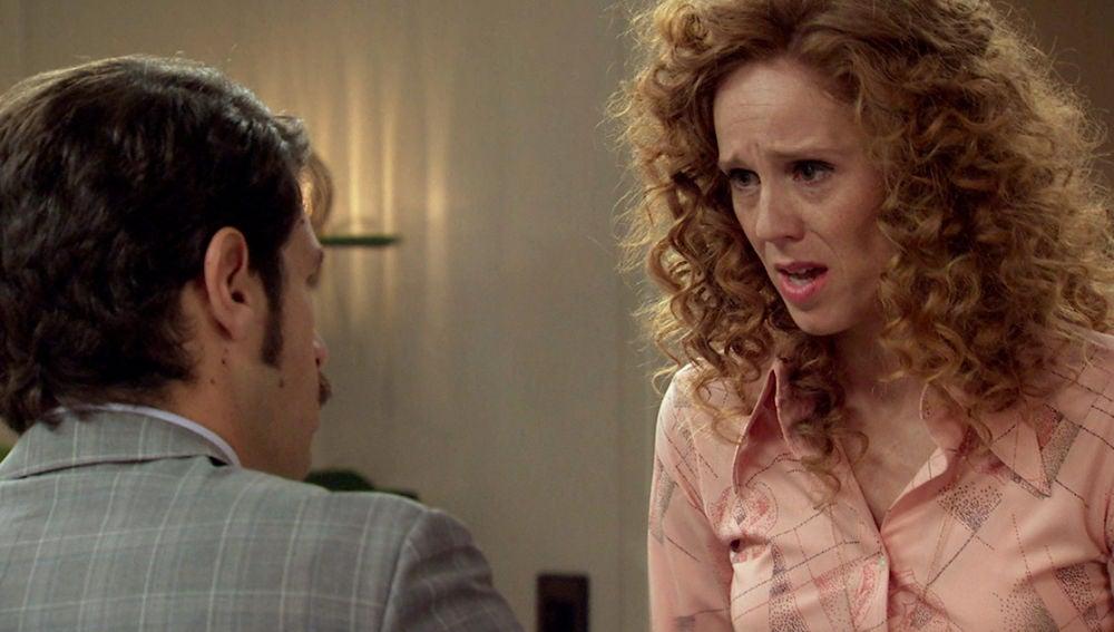 Avance 'Amar es para siempre': Ana intenta convencer a Carlos para que confiese a Mónica quién es su padre