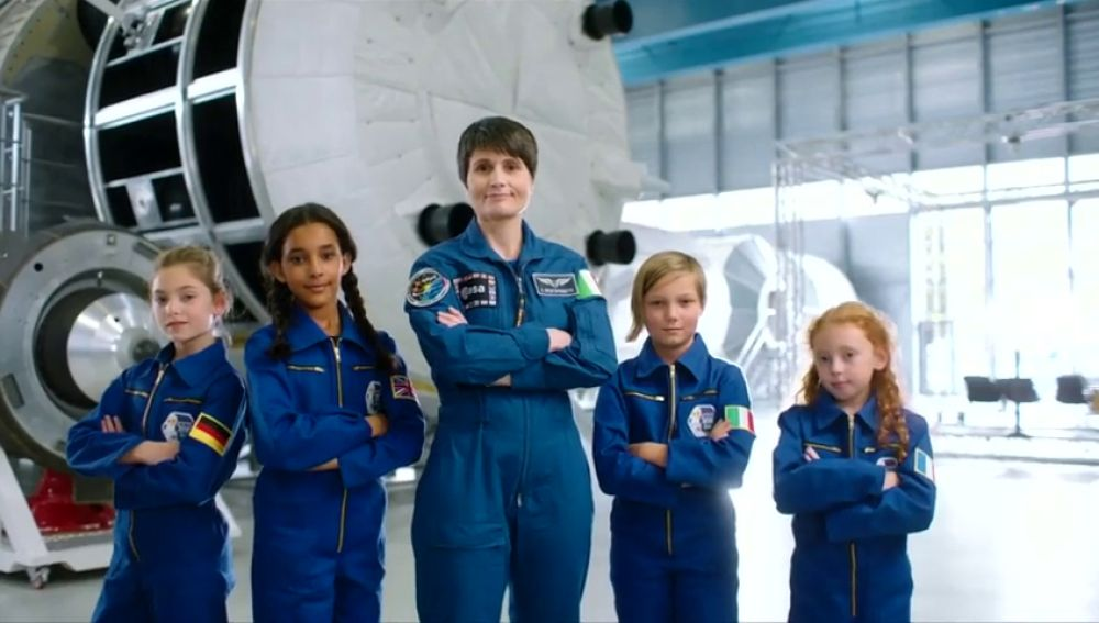 Barbie lanza una nueva muñeca astronauta para 'inspirar' a las nuevas generaciones de niñas