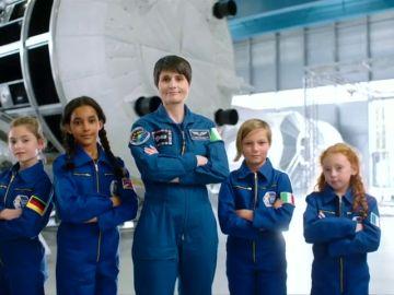 """Barbie lanza una nueva muñeca astronauta para """"inspirar"""" a las nuevas generaciones de niñas"""