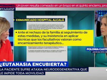 eutanasia caso maria teresa