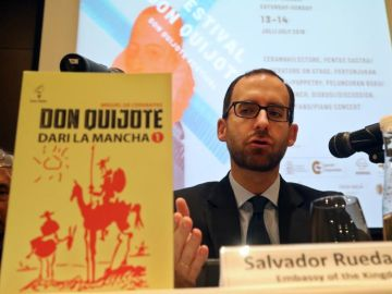 Traducción de Don Quijote.