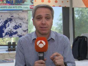 """Vicente Vallés: """"soy un aficionado de la carrera espacial"""""""