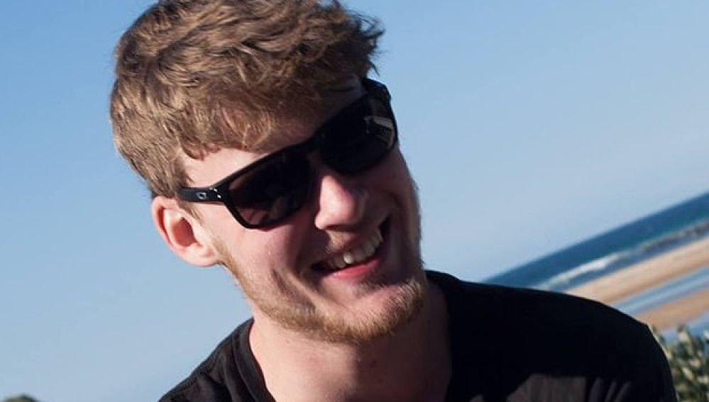 Lachlan Foote, el joven de 21 años que falleció por una dosis de cafeína