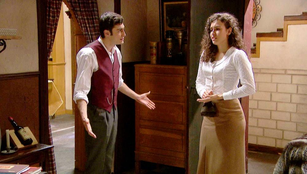 Avance 'El secreto de Puente Viejo': Lola le da una explicación a Prudencio sobre su acusación