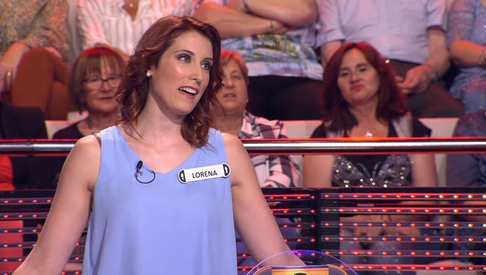 Una concursante de '¡Ahora caigo!' le dedica una canción a Arturo Valls