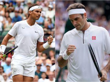 Nadal-Federer: Horario y dónde ver el partido de Wimbledon