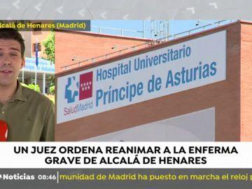 ENFERMA ALCALA DE HENARES